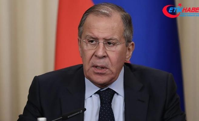 Lavrov Kerç Boğazı'ndaki gerginliği değerlendirdi