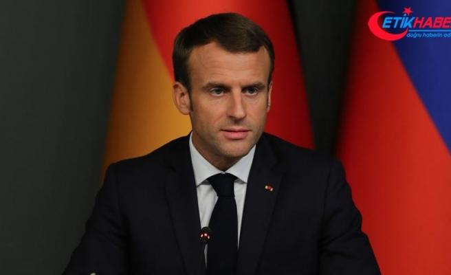 'Macron'un AB ordusu önerisi gerçekçi değil'