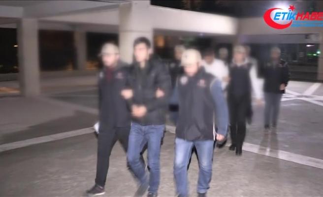 Mardin'de patlayıcı yüklü araçta yakalanan 3 zanlı tutuklandı