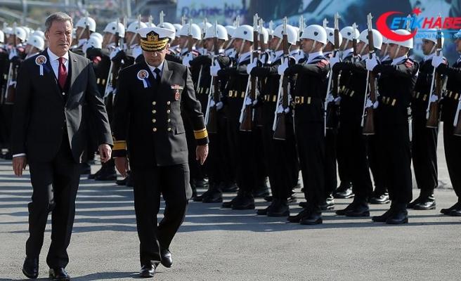 Milli Savunma Bakanı Akar: Denizlerimizdeki haklarımızın ihlaline müsaade etmeyeceğiz