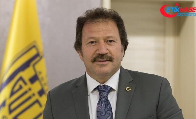 MKE Ankaragücü Kulübü Başkanı Yiğiner: TFF son dakika golü attı