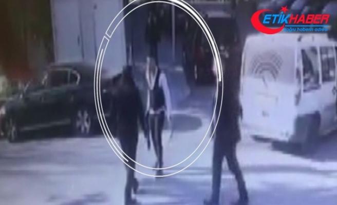 Otoparkta tüfekli dehşet