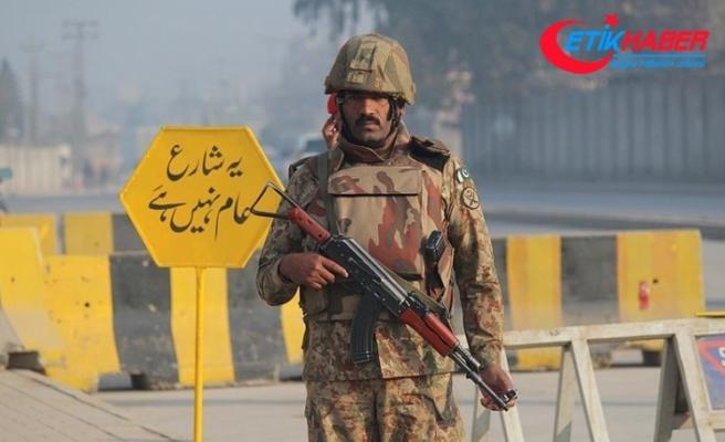 Pakistan-Hindistan sınırında gerginlik