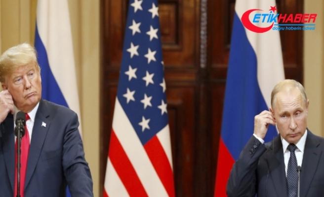 Putin ve Trump 30 Kasım'da Arjantin'de görüşecek