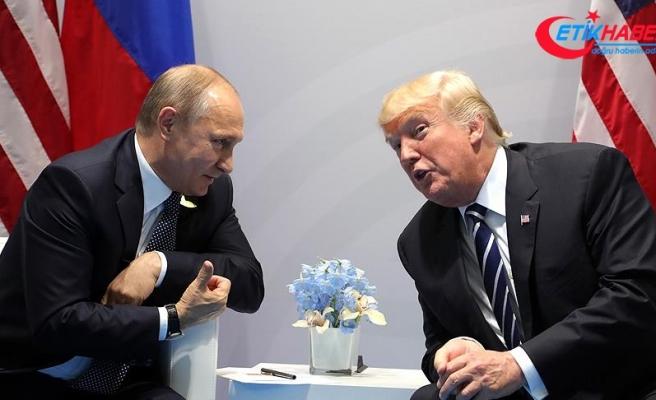 """""""Putin yine de Trump ile görüşmeye hazır"""""""