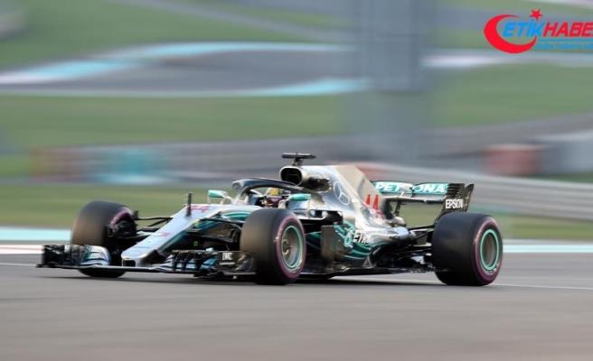 İlk yarışta pole pozisyonu Hamilton'ın