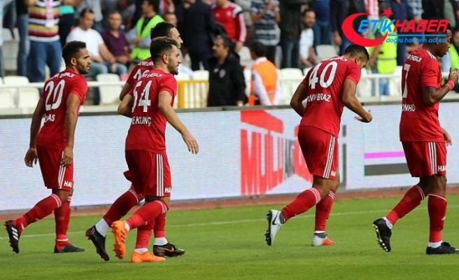 Sivasspor çıkış arıyor
