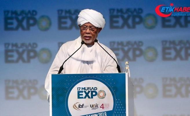Sudan'dan Sevakin anlaşmasını 'askeri üs' olarak algılayanlara tepki
