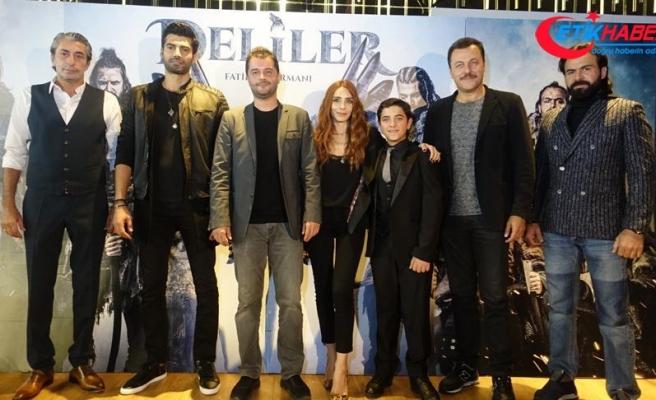 'Türkiye'de yapılmış en iyi aksiyon filmini çektik'