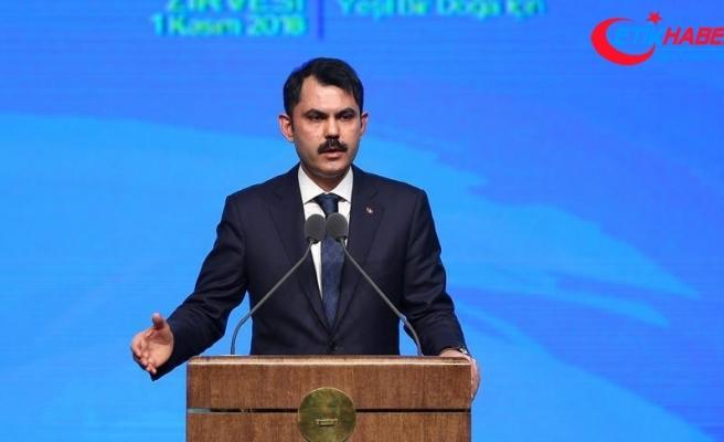Türkiye Mekansal Strateji Planı için düğmeye basıldı