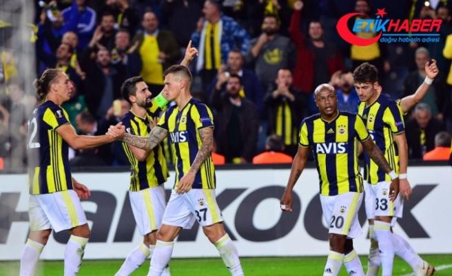 Türkiye'nin yüzünü Fenerbahçe güldürdü