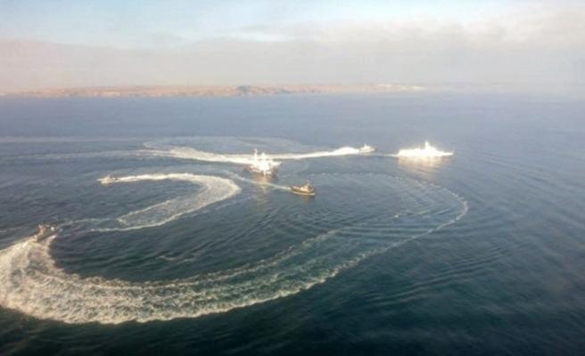 Ukrayna: Rusya iki limanı abluka altına aldı