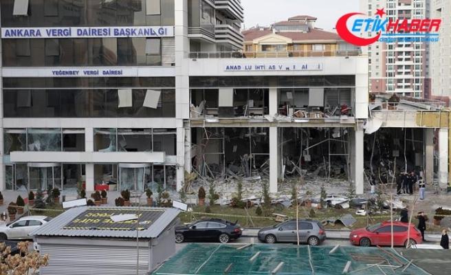 Vergi dairesine bombalı saldırıyla ilgili iddianame tamamlandı