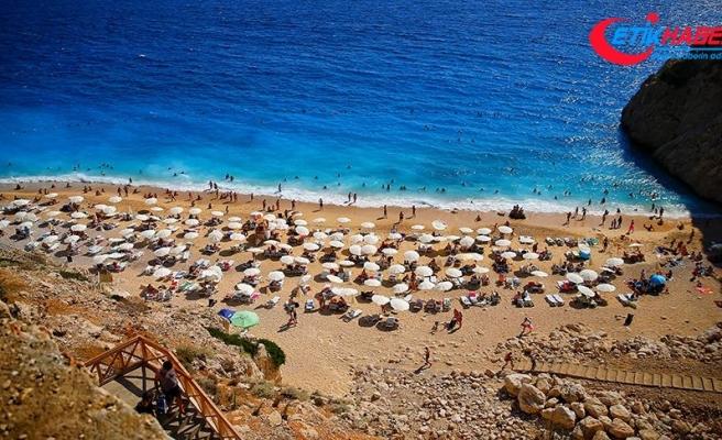 Yabancı turist sayısının 2019'da 50 milyonu aşması bekleniyor