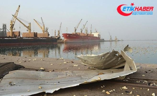 Yemen ordusu Hudeyde Limanı'na yaklaştı