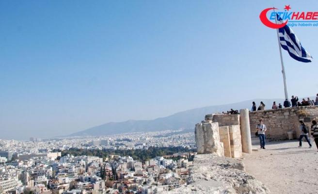 Yunanistan'a giden Türk turist sayısı geriledi