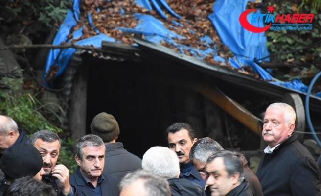 Zonguldak'ta patlamanın meydana geldiği ruhsatsız maden ocağının sahibi tutuklandı