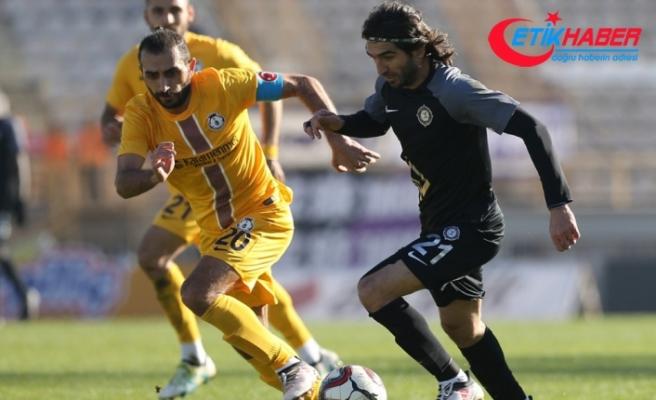 5 gollü maçta kazanan Osmanlıspor