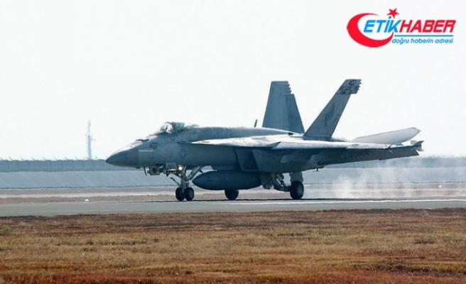 ABD uçakları Japonya açıklarında çarpıştı