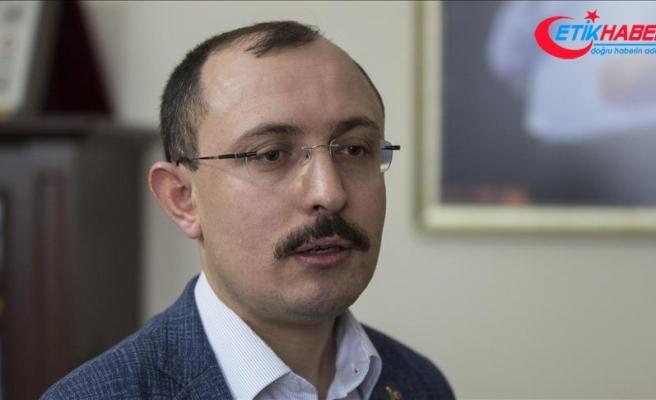 AK Parti Grup Başkanvekili Muş: Beton Ekrem'i aday yapmaları samimiyetsizliklerinin göstergesi