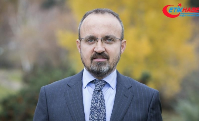 AK Parti'li Turan'dan 'kararname çıkarma yetkisi'ne ilişkin değerlendirme
