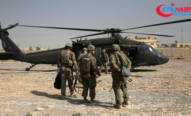 ABD'den Afganistan'a hava saldırısı