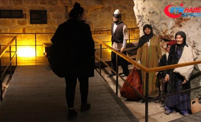 Antep savunması Milli Mücadele Müzesi'nde anlatılıyor