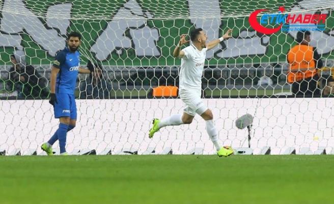 Atiker Konyaspor sahasında kazandı
