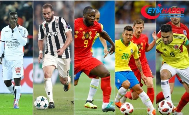 Avrupa'nın yıldız golcüleri mazisini arıyor