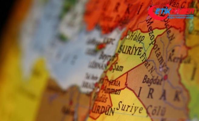 BAE Şam'da yeniden büyükelçilik açtı