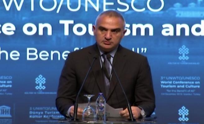 Bakan açıkladı: Turizmde rekor üstüne rekor
