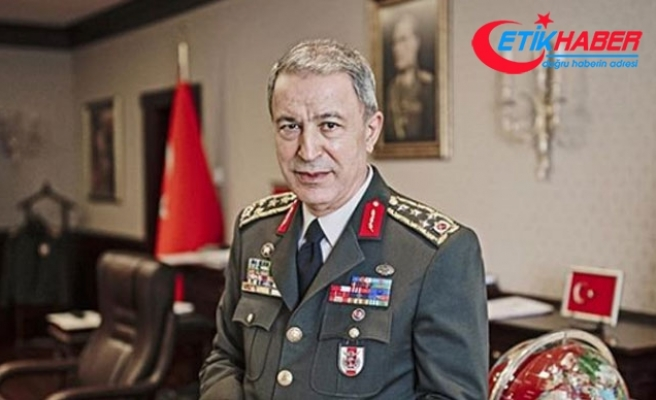 Bakan Akar: Başarıyla icra ettiğimiz operasyonla sadece teröristler hedef alındı