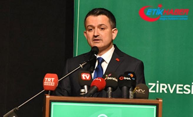 Bakan Pakdemirli: 50 hayvancılık projesine 37 milyon TL hibe desteği sağlanacak