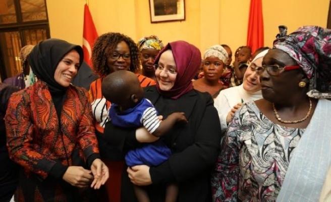 """Bakan Selçuk: """"Türkiye'de 10 yılda kadın istihdamı yüzde 63arttı"""""""