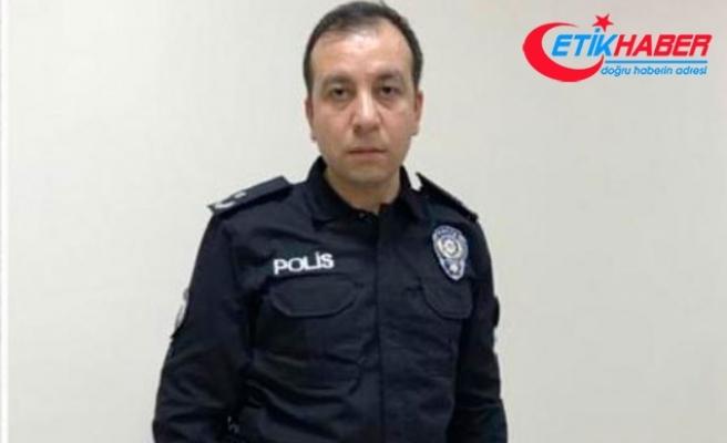 Bakırköy Adliyesi'nde sahte polis yakalandı