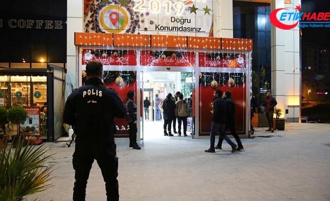 Başkentte yılbaşı nedeniyle güvenlik tedbirleri alındı