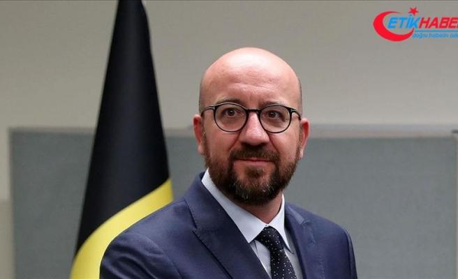 Belçika Başbakanı Michel'in seçime kadar görevde kalması istendi