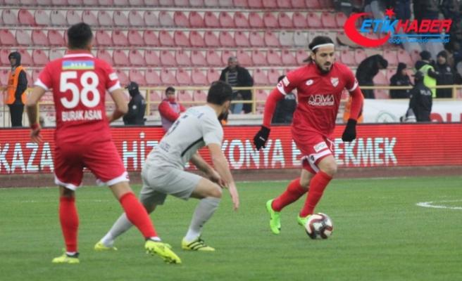 Boluspor: 2 - Adana Demirspor: 3