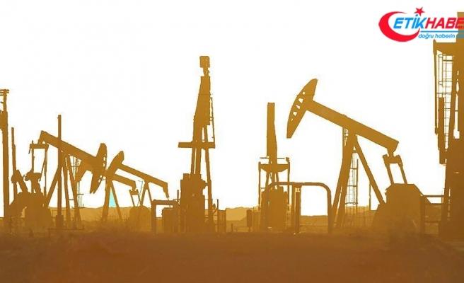 Brent petrol 53,83 dolardan işlem görüyor
