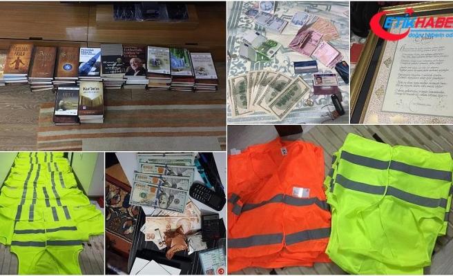 Bursa'da FETÖ'nün hücre evlerine operasyon: 22 gözaltı