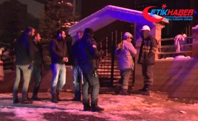 Çankaya ve Mamak'taki yangınlarda 1 kişi yaralandı, 10 kişi dumandan etkilendi