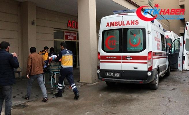 Cezaevinde kavga: 2 gardiyan yaralandı, 1 gözaltı