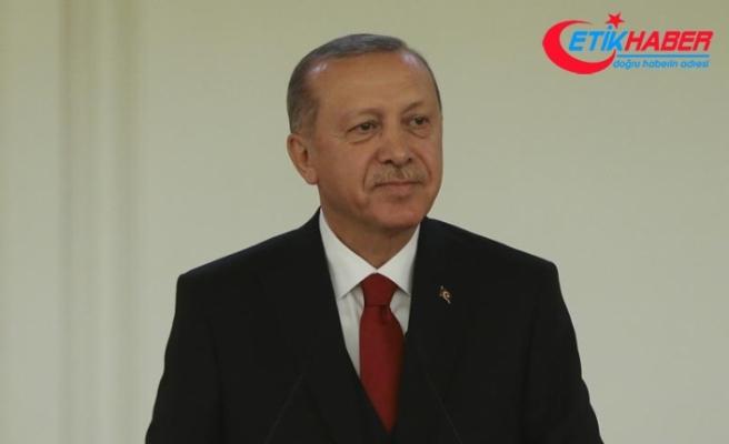 Cumhurbaşkanı Erdoğan: Suriye'den gelecek terör saldırılarına karşı tavrımız kesin