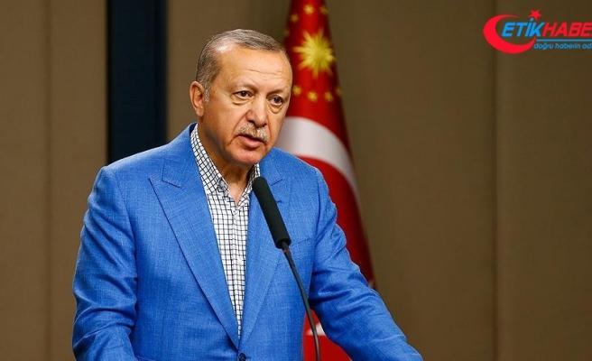 Cumhurbaşkanı Erdoğan: Sayın Bahçeli ile muhakkak bir araya gelmemiz gerekir