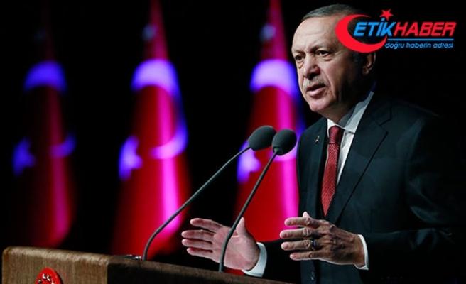 Cumhurbaşkanı Erdoğan'dan Netanyahu'ya çok sert sözler