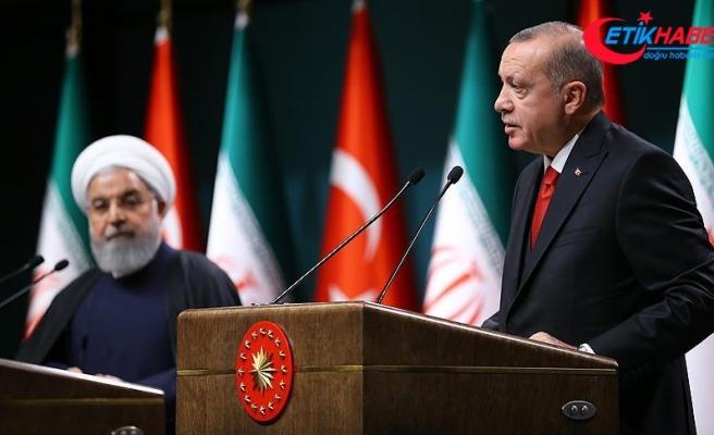 Cumhurbaşkanı Erdoğan: Kardeş İran halkının yanında durmaya devam edeceğiz