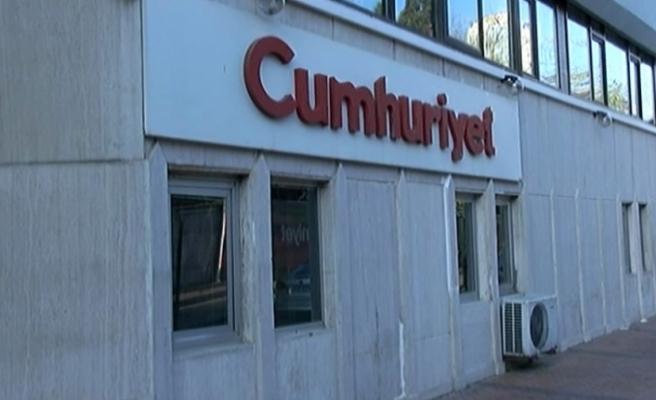 Cumhuriyet Gazetesine saldırı olayının faili yakalandı