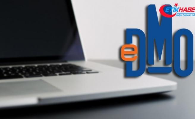 DMO'da tüm işlemler 'elektronik' ortama taşınıyor