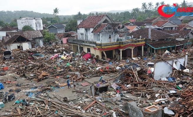 Endonezya'da geçen yıl 11 bin 577 deprem meydana geldi
