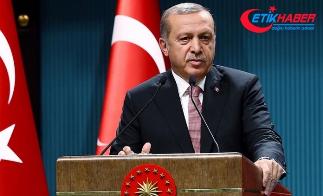 Erdoğan: Paris'te yaşananlar karşısında kör, sağır ve dilsiz oldular